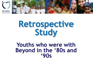 Retrospective Study Youths  who were with Beyond in the '80s and '90s
