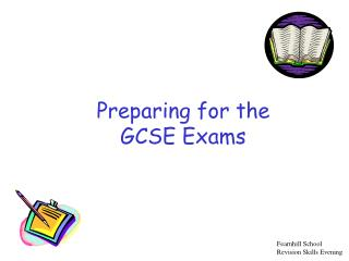 Preparing for the GCSE Exams