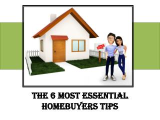 Essential tips for Homebuyers - Jaipur