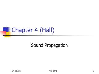 Chapter 4 (Hall)