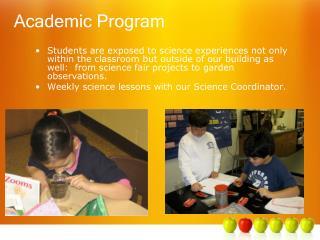 Academic Program