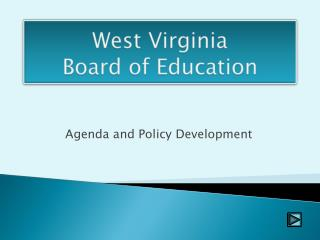 West Virginia Board of Education
