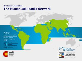 Horizontal Cooperation The Human Milk Banks Network
