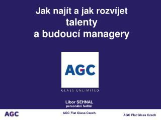 Jak najít a jak rozvíjet talenty  a budoucí managery
