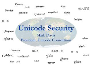 Unicode Security