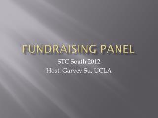 Fundraising Panel