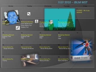 July 2010 – JBLM MST