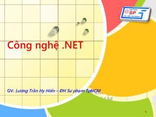 Công nghệ .NET