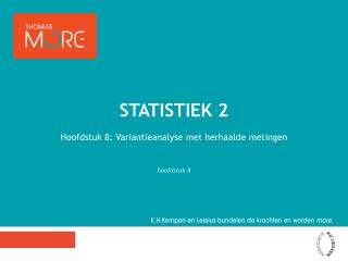 Statistiek 2