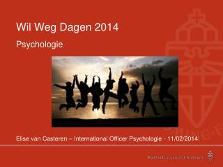 Wil Weg Dagen 2014