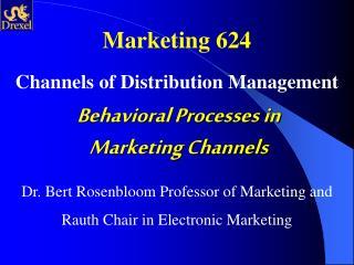 Marketing 624
