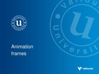 Animation frames