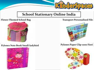 School Stationary Online India