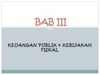 BAB III