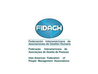Federação     Interamericana    de  Asociaçoes de Gestão de Pessoas