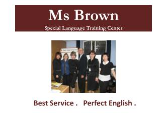 Ms Brown Special Language Training Center