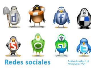 R edes sociales