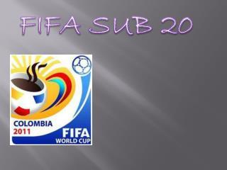 FIFA SUB 20