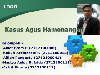 Kasus Agus H amonangan