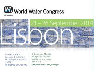 É a primeira vez que o Congresso Mundial decorre em Portugal.
