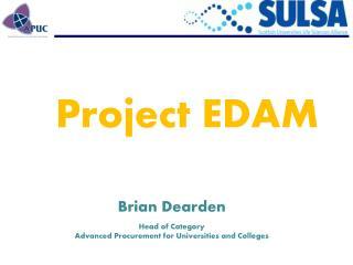 Project EDAM
