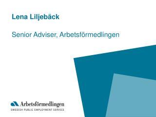 Lena  Liljebäck