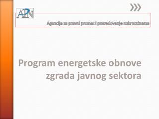 Agencija za pravni promet i posredovanje nekretninama