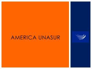 America unasur