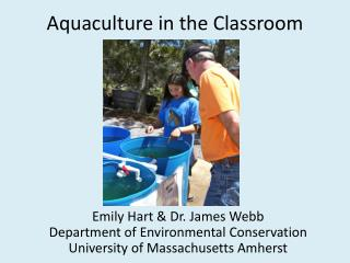 Aquaculture in the Classroom