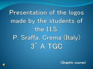 ( Graphic course )