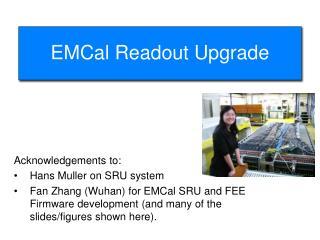 EMCal Readout Upgrade