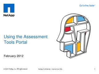 Using the Assessment Tools Portal