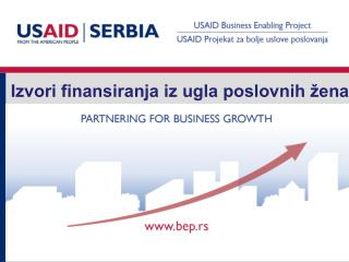 Izvori finansiranja iz ugla poslovnih žena