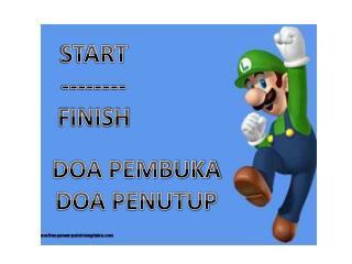 START -------- FINISH
