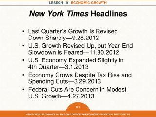 New York Times  Headlines