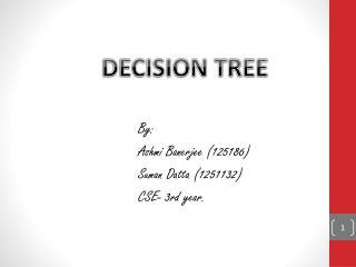By:       Ashmi Banerjee (125186)       Suman Datta (1251132)       CSE- 3rd year.