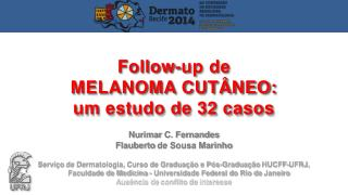Nurimar  C. Fernandes Flauberto  de Sousa Marinho
