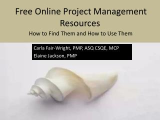 Free Online Project Management Resources  How to Find Them and How to Use Them