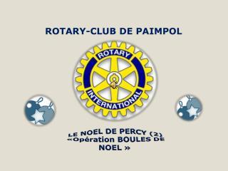 ROTARY-CLUB DE PAIMPOL