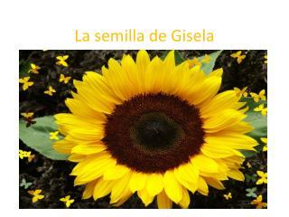 La semilla de Gisela