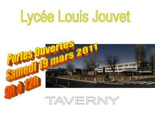 Lycée Louis Jouvet