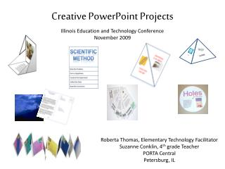 Creative PowerPoint Projects