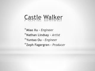 Castle Walker