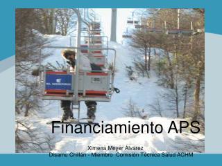Financiamiento APS