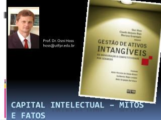 Capital intelectual – mitos e fatos
