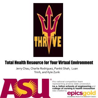 Total Health Resource for Your Virtual Environment