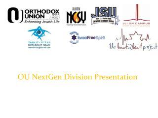 OU  NextGen  Division Presentation
