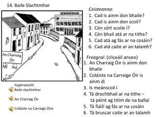 14.  Baile Slachtmhar