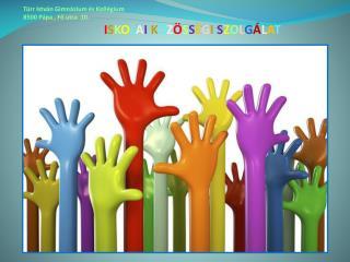 Közösségi szolgálat érettségi előfeltétel