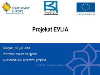 Projekat  EVLIA